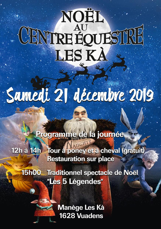 Fête de Noël – 21 décembre 2019